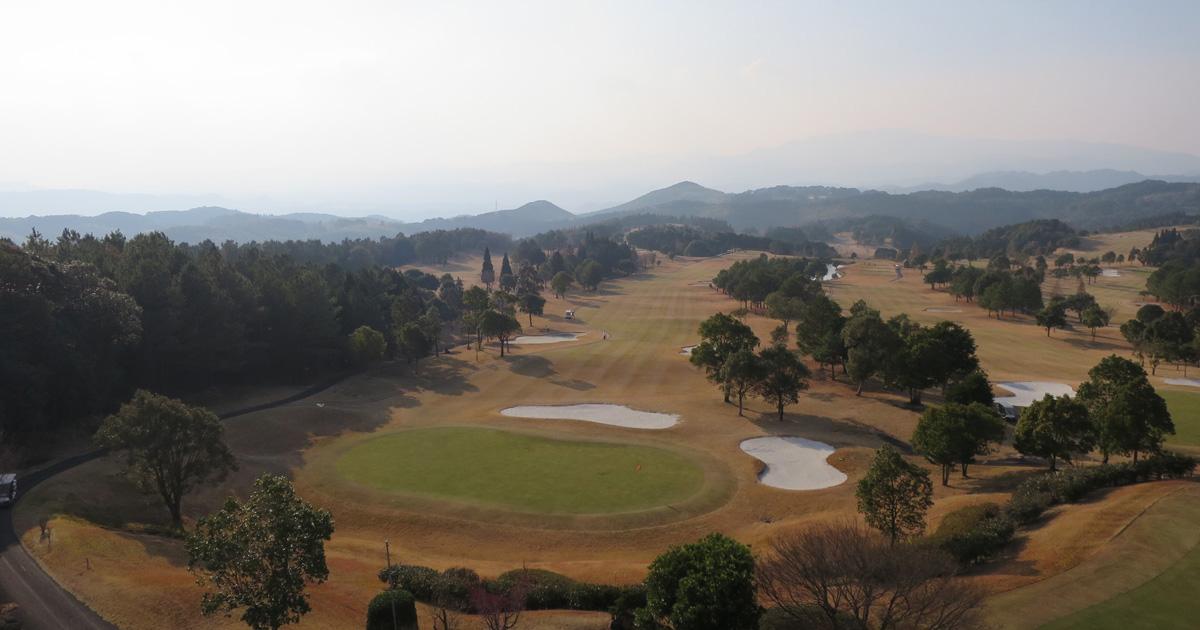 冬の日のゴルフ スコアを崩さないための注意点